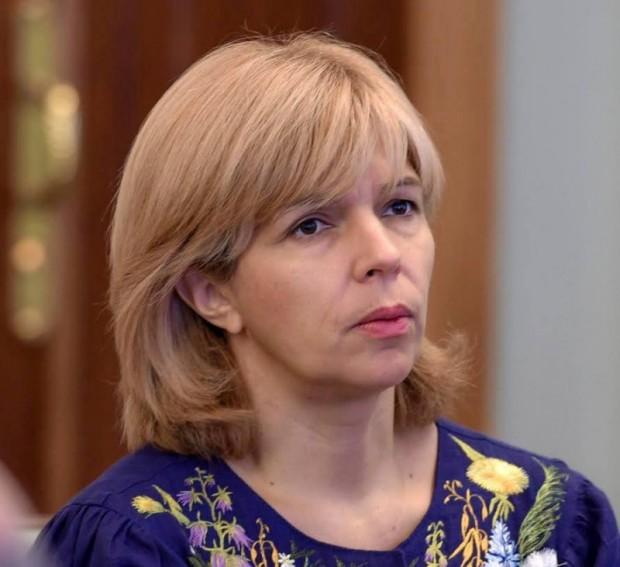 Ольга Богомолец: Считаю, что врачей за взятки надо сажать