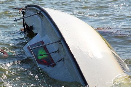 Начальник ГАИ нашел свою смерть на воде, протаранив катером моторную лодку