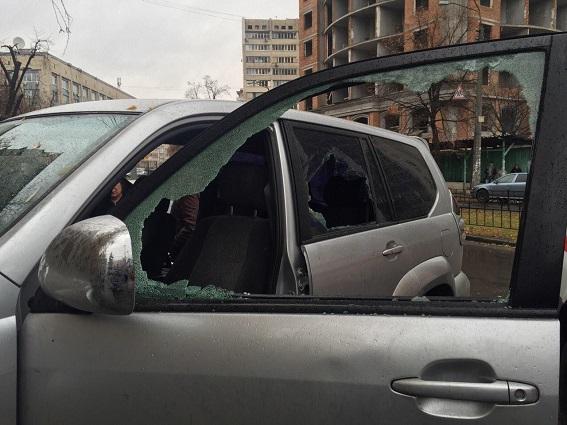 Стали известны подробности перестрелки в Киеве