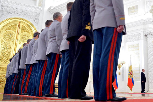 Путин готовится к чему-то серьезному: под угрозой и Украина
