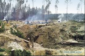 «Янтарная война» в Украине