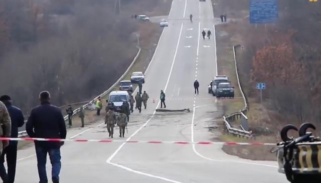 Появилось видео с места падения самолета Су-25