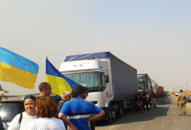Кремлевская диета. Как живет Крым в условиях украинской блокады