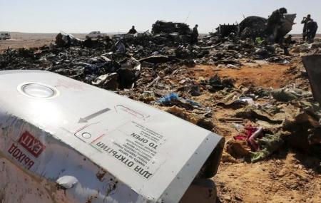 """Крушение А321: среди обломков самолета нашли """"таймер"""", выставленный на два часа"""