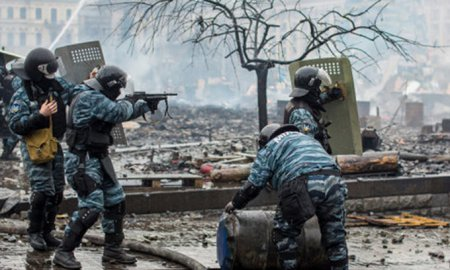 В діях беркутівців, які стріляли в людей на Майдані, У Гаазі не виявили складу злочину
