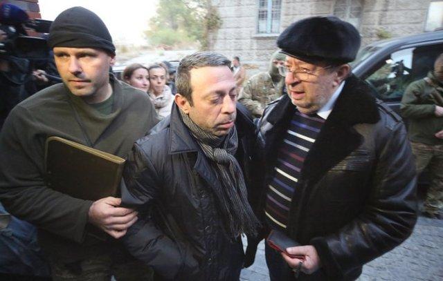 Корбан считает, что его похищением руководил Павел Демчина – «смотрящий» от Игоря Кононенко