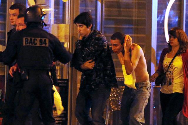 Серия ужасных терактов в Париже: главные подробности