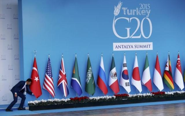 G-20 – без коал, но на крови