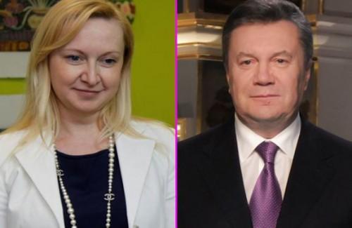 Левочкина «сдала» любовницу Януковича Любовь Полежай: «она стала близка к бывшему президенту»