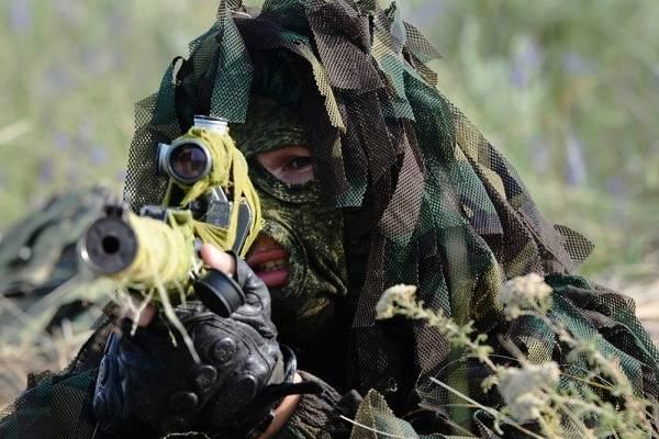 К Донецку тайно перебрасывается спецназ ВС России, — разведка Минобороны