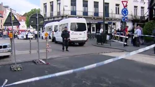 В Брюсселе раздался мощный взрыв