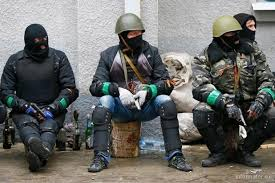К Луганску приближается грохот крупнокалиберных орудий