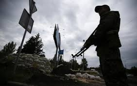 Сепаратисты проводят обстрелы по всей линии фронта