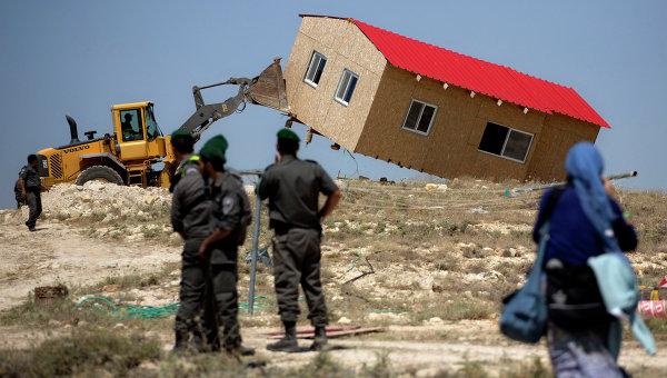«Правильная АТО»: армия Израиля начала показательно сносить дома террористов