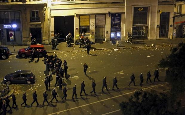 """Вцілілий у Bataclan заручник розповів про """"початок війни"""", щодо якої говорили терористи"""