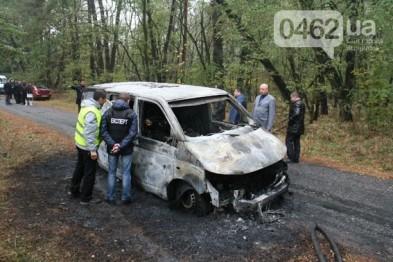 Черниговских инкассаторов ограбил и убил их коллега, который сбежал в Россию
