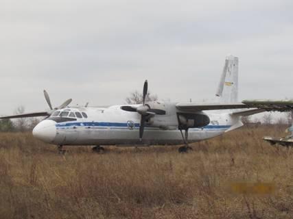 В Запорожье СБУ предотвратила хищение 158 самолетов
