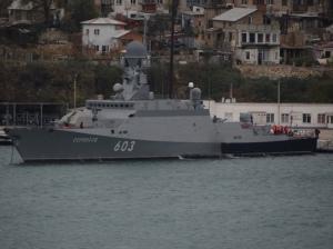 В Крым прибыли новейшие ракетные корабли: опубликованы фото