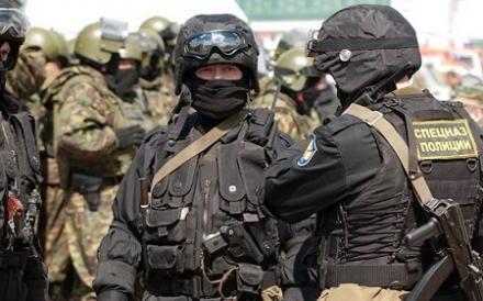 Тем временем в России. В Нижнеудинске взбунтовались солдаты, в город перебрасывают спецназ