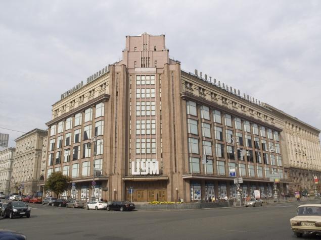 Киевсовет отдал в аренду ЦУМу и Ахметову землю в 50 раз дешевле рыночной цены