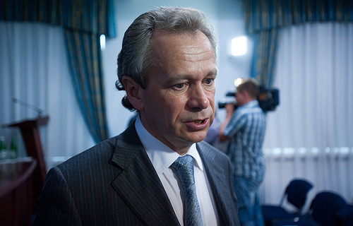 Николай Присяжнюк. Экс-министр АПК, протеже Юрия Иванющенко и кум Януковича
