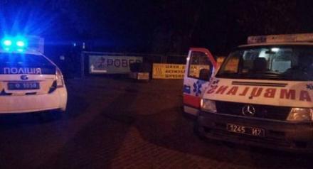 Пьяные военные колесили по Львову на «скорой», которая должна была находиться в АТО