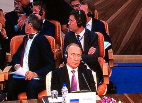 Путин и Лавров оконфузились на газовом форуме