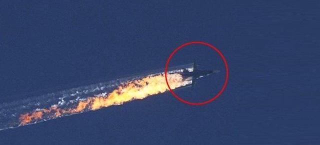 Турецкий телеканал опубликовал видео падения сбитого российского СУ-24