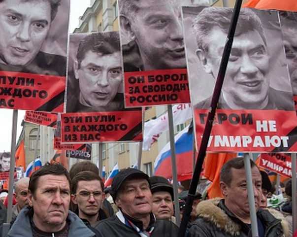 Подследние рокировки в деле Немцова