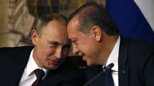 Россия и Турция могут начать бои, у Путина только один шанс, — военные эксперты из РФ
