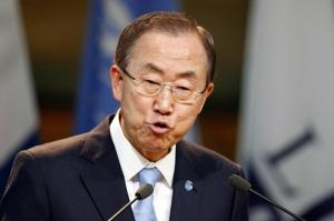 Глава ООН Пан Ги Мун публично обвинил Россию в терроризме и призвал все страны боротся с режимом Путина