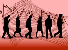 Ситуация на рынке труда РФ бьет рекорды кризиса 2008 года