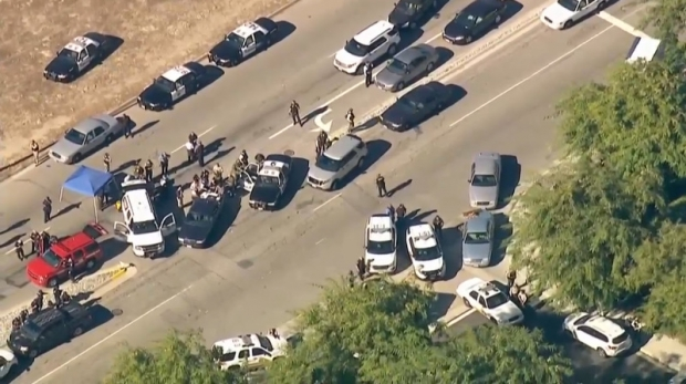 У Каліфорнії невідомий застрелив 20 осіб