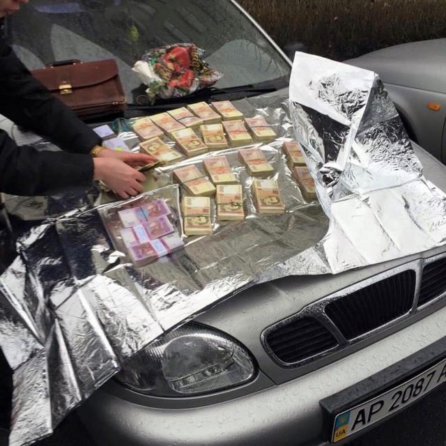 Арестован при получении особо крупной взятки, заместитель командующего НГУ Баштовой Владимир Михайлович