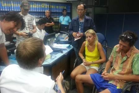 В Таиланде макаки напали на туристов из России
