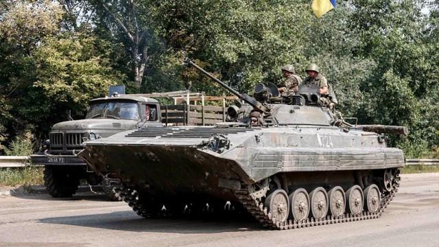 Разворовано более 23 млн. гривен, предназначенных для ремонта бронетехники ВСУ