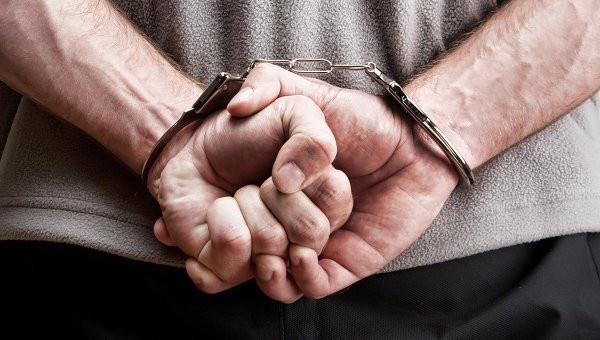 В Запорожье задержан криминальный авторитет с полным арсеналом оружия