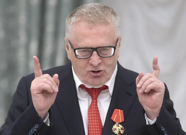 Жириновский шокировал всю ГОСДУМУ обращением кадыровцев о 'Русском мире' (ВИДЕО)