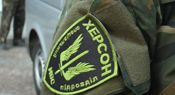 Участники блокады Крыма вступили в конфликт с батальоном «Херсон», применено оружие