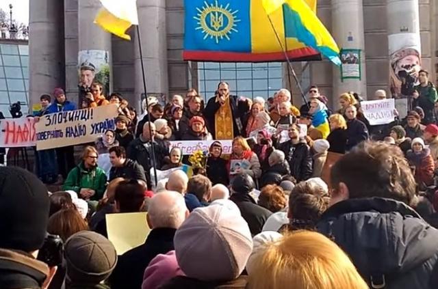 Священник УПЦ КП открыто призвал к расправам над верующими УПЦ