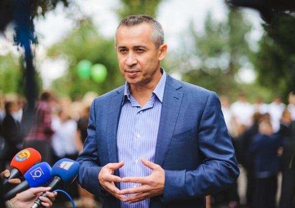 Убийца и сепаратист Загид Краснов. «Директор» городского совета Днепропетровска