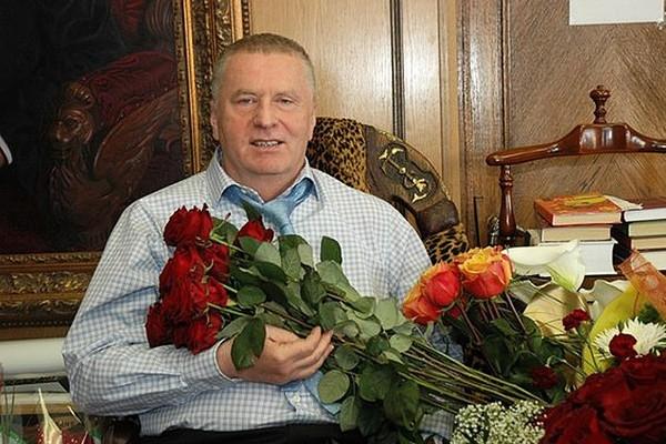 Поздравление жириновского с днем россии