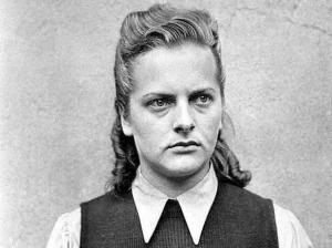 Надзирательницы фашистских концлагерей (фото)