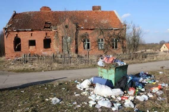 Это то, во что русские превратили дом философа Иммануила Канта