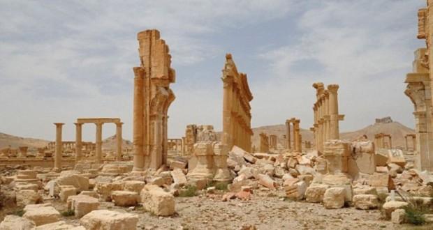 Утечка документов ИГИЛ: отступление из Пальмиры было согласовано с Москвой и Дамаском