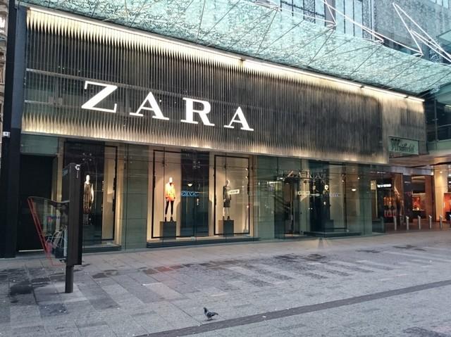 Опасное для здоровья украшение обнаружено в магазинах Zara