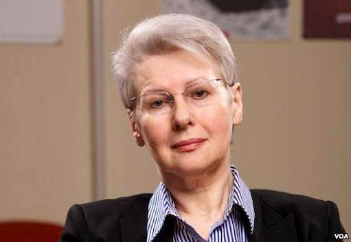 Политолог Лилия Шевцова (РФ): Думаю, что президент Путин вошел в стадию бессилия всесилия