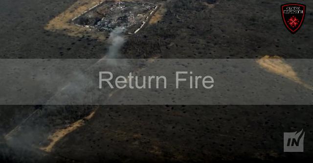 Аэроразведка БПЛА «Сестри Перемоги» показала корректировку огня по позициям боевиков в режиме online (Эксклюзивное видео)
