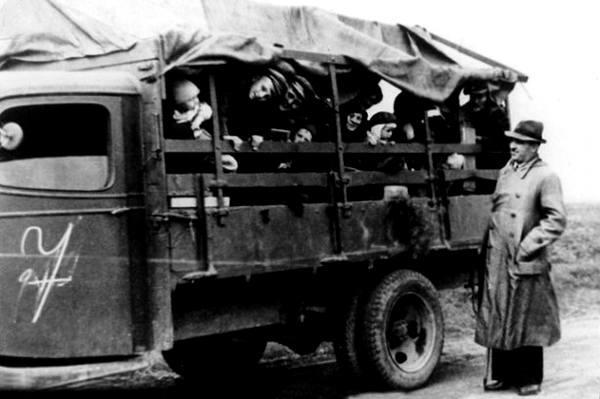Трагедия немецких колонистов или Убийство по признаку