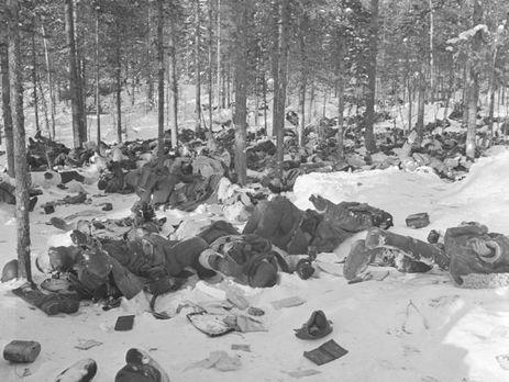 """Погибших под Ржевом, чьи тела лежали в три слоя, мне безумно жаль, в отличие от говорящих """"можем повторить!"""""""